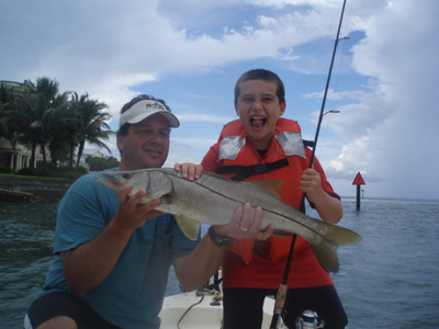Testimonials - Drag-On Fishing Charters out of Sarasota Florida